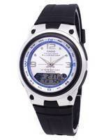 Casio Analog Digital Out Gear Fishing Illuminator AW-82-7AVDF AW82-7AVDF Men's Watch