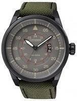 Citizen Eco-Drive Aviator Power Reserve AW1365-01H Men's Watch
