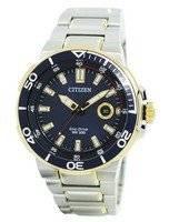 Citizen Endeavor Eco-Drive Diver's 200M AW1424-62L Men's Watch