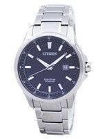 Citizen Eco-Drive Titanium Analog AW1490-84E Men's Watch