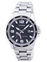 Citizen PRT Eco-Drive Power Reserve Analog AW7030-57E Men's Watch