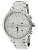 Armani Exchange Chronograph Silver Dial AX1278 Men's Watch