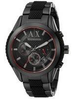 Armani Exchange Quartz Chronograph Black Dial AX1387 Men's Watch