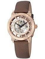Stuhrling Original Winchester Automatic Skeleton Dial 156.124T14 Women's Watch