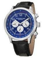 Stuhrling Original Concorso Silhouette Swiss Quartz 858L.02 Men's Watch