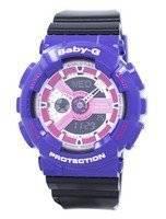 Casio Baby-G World Time Shock Resistant Analog Digital BA-110NC-6A BA110NC-6A Women's Watch