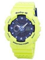 Casio Baby-G Shock Resistant World Time Analog Digital BA-110PP-3A BA110PP-3A Women's Watch