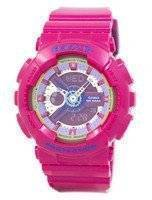 Casio Baby-G World Time BA-112-4A Women's Watch