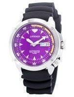 J.Springs by Seiko Sports Automatic Purple Dial 100M BEB087 Men's Watch