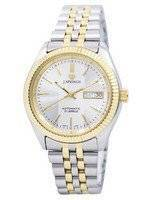J.Springs por Seiko automáticas 21 jóias Japão fez relógio BEB560 masculino