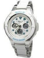 Casio Baby-G Analog-Digital BGA-123-7A1DR Womens Watch