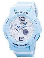 Casio Baby-G Shock Resistant Tide Graph Analog Digital BGA-180BE-2B BGA180BE-2B Women's Watch