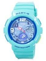 Casio Baby-G World Time Dual Dial Analog Digital BGA-190-3B BGA190-3B Women's Watch