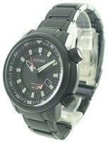 Citizen Eco-Drive Power Reserve GMT 200M BJ7085-50E Men's Watch