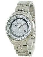 Citizen Whitehawk EcoDrive World Time BJ9121-57A Mens Watch