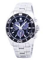 Citizen Eco-Drive Perpetual Calendar Chronograph BL5440-58E Men's Watch