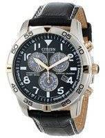 Citizen Eco-Drive Chronograph Perpetual Calendar BL5476-00E Men's Watch