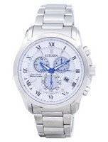 Citizen Eco-Drive Chronograph Perpetual Calendar BL5540-53A Men's Watch
