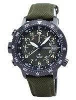 Burger Promaster Eco-Drive eeuwigdurende kalender 200M BN4045-12 X heren horloge