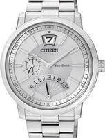 Citizen Retrograde Dual Time Eco-Drive  BR0070-54A BR0070