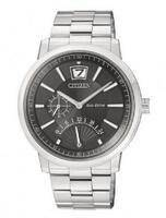 Citizen Retrograde Dual Time Eco-Drive  BR0070-54E BR0070