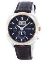 Citizen Eco-Drive Perpetual Calendar BT0084-07E Men's Watch