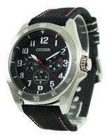 Citizen Eco-Drive Black Dial BU2030-17E Men's Watch