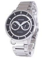 Citizen Eco-Drive Power Reserve BU4000-50E Men's Watch