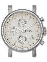 Fossil Original BoyFriend Chronograph Stainless Steel C181018 Women's Watch