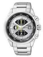 Citizen Eco-Drive Chronograph CA0130-58A Mens Watch