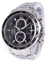 Citizen Eco Drive Titanium Chronograph CA0340-55E Men's Watch