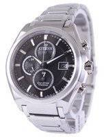 Citizen Eco-Drive Titanium Chronograph CA0351-59E Men's Watch