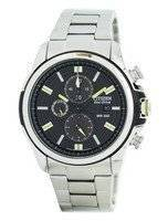 Citizen Eco-Drive AR Chronograph CA0428-56E Men's Watch