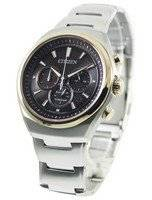 Citizen Eco-Drive Titanium Chronograph CA4024-53W Men's Watch