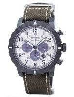 Citizen militaire Eco-Drive Chronograph CA4095 - 04H Men's Watch