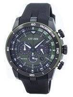 Citizen Eco-Drive Chronograph Tachymeter CA4156-01W Men's Watch