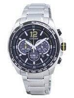 Citizen Eco-Drive Chronograph Tachymeter CA4234-51E Men's Watch