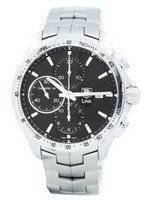 Tag Heuer Link Automatic Chronograph Tachymeter CAT2010. BA0952 Relógio masculino