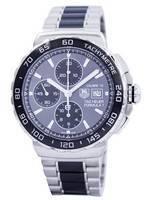 Tag Heuer Formula 1 Chronograph Automático Calibre 16 suíço feito CAU2010. BA0873 Relógio masculino