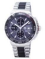 Tag Heuer Formula 1 Chronograph Tachymeter automático CAU2011. BA0873 Relógio masculino