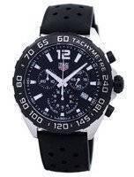 TAG Heuer Formula 1 Chronograph Tachymeter quartzo CAZ1010. FT8024 Relógio masculino