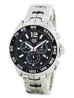 Tag Heuer Senna Formula 1 Chronograph Quartz 200M CAZ1015.BA0883 Men's Watch