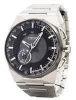 Citizen Eco-Drive F100 Satellite Wave Air GPS World Time CC2006-53E Men's Watch