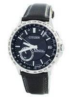 Citizen Eco-Drive Satellite Wave World Time Japan Made CC3001-01E Men's Watch