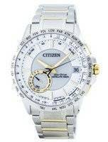 Citizen Eco-Drive Satellite Wave GPS World Time CC3004-53A Men's Watch