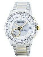 Citizen Eco-Drive Satellite Wave GPS World Time CC3004-53A Men's Watch
