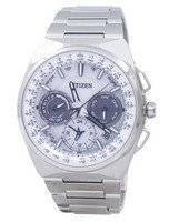 Citizen Eco-Drive satelliet Golf GPS eeuwigdurende kalender Japan maakte CC9000-51A Men's Watch