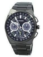 Citizen Eco-Drive Titanium Satellite Wave World Time CC9004-51E Men's Watch