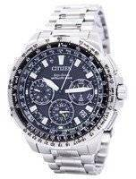 Citizen Eco-Drive Satellite Wave Promaster Navihawk GPS CC9030-51E Men's Watch