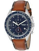 Fossil Sport 54 Chronograph Quartz Tachymeter CH3039 Men's Watch